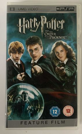 Harry Potter and the Order of the Phoenix FILM PSP
