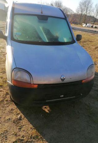 Разборка Renault Kengoo 2001 1.5dci Бампер Двери Капот Форсунка Мот