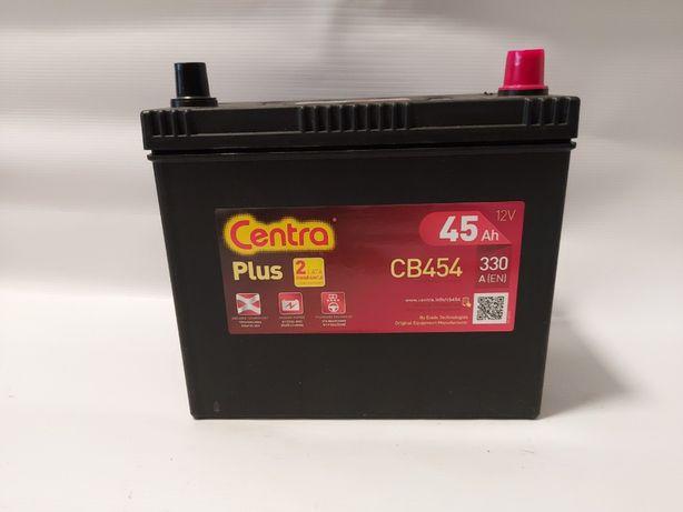 Akumulator CENTRA CB 454 45Ah 330A 12V Honda/Toyota