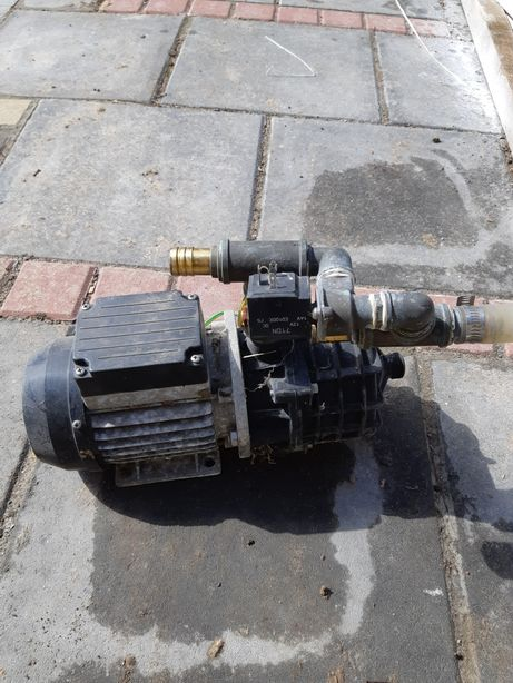 Джакузи мотор