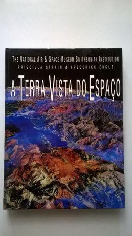 Livro A Terra Vista do Espaço