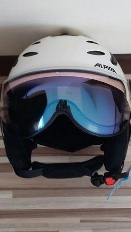 Kask narciarski Alpina