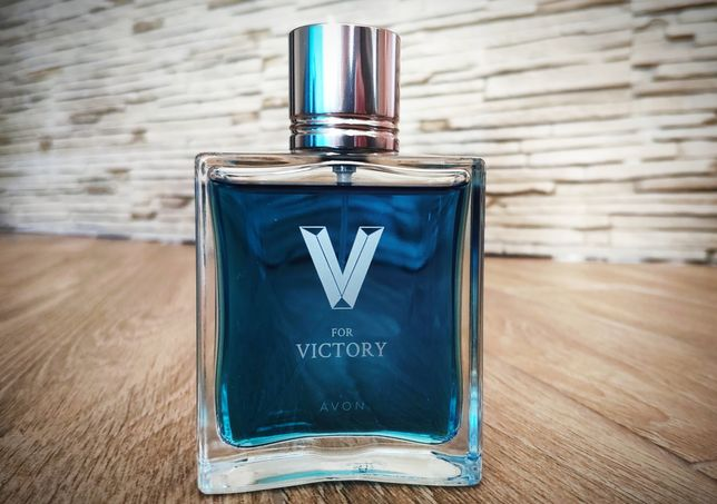 Nowa woda toaletowa V for Victory
