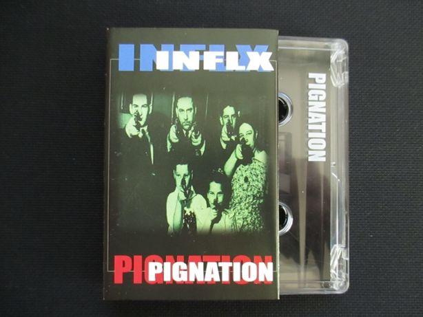 INFLX /PIGNATION Polski hardcore Shing Records
