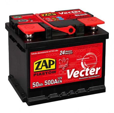 Akumulator ZAP 40Ah 44Ah 50Ah 60Ah 72Ah 74Ah 75Ah 85Ah 100Ah