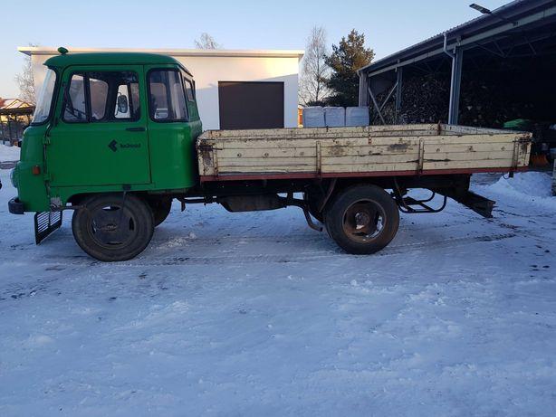 Samochód ciężarowy Robur