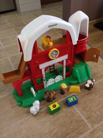 Farma Mattel Little People