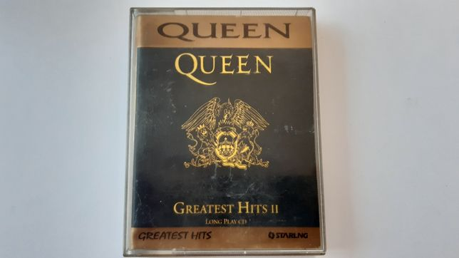 Queen- greatest hits-kasety