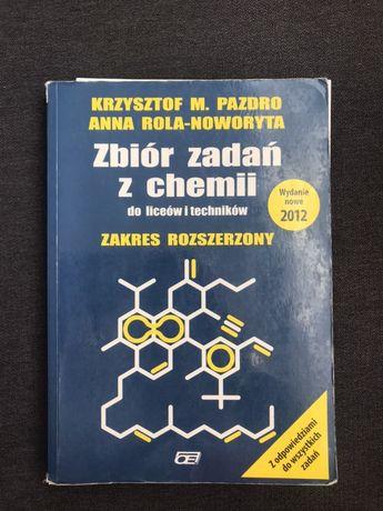 Zbiór zadań z chemii K.Pazdro