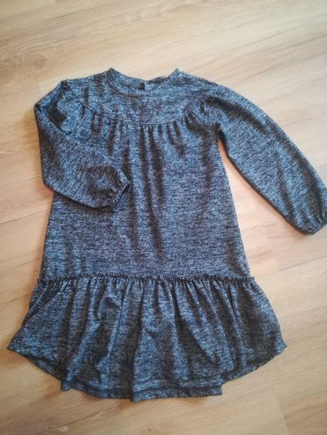 Sukienka Zara 7lat 122 idealny stan