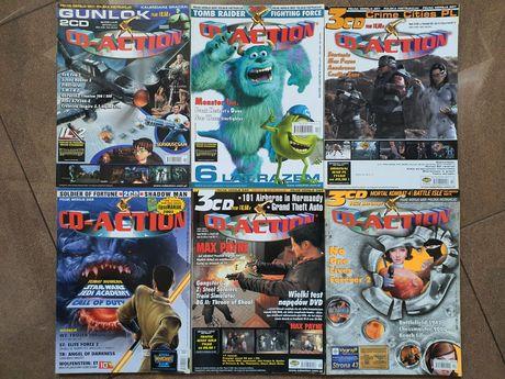 Miesięcznik CD Action 6 numerów