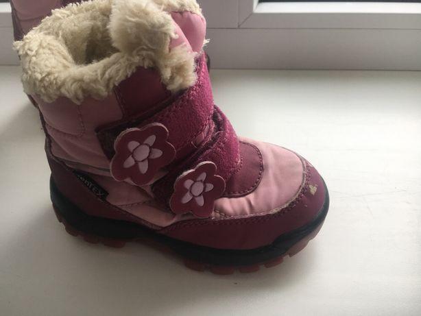 Зимові чоботи, ботинки
