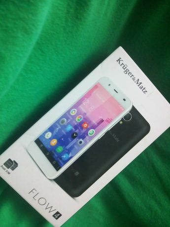 Wyjątkowy nowy Smartfon FLOW 4
