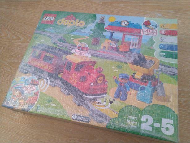 Поезд Lego DUPLO Train 10874