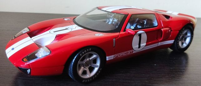 Ford GT 1:18 Beanstalk Group