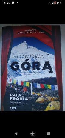 Rozmowa z Górą. Rafał Fronia