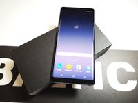 Sklep zadbany Samsung Galaxy Note 8 N950F/DS Black Gwarancja