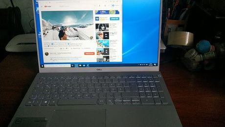Ноутбук Dell 5501