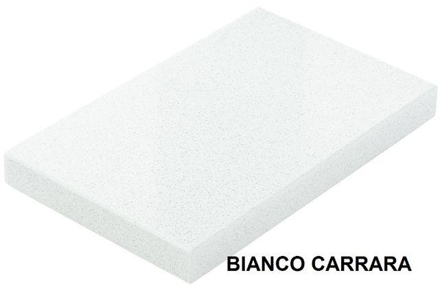 Parapety z konglomeratu Bianco Carrara