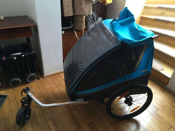 Przyczepka rowerowa Thule Coaster XT