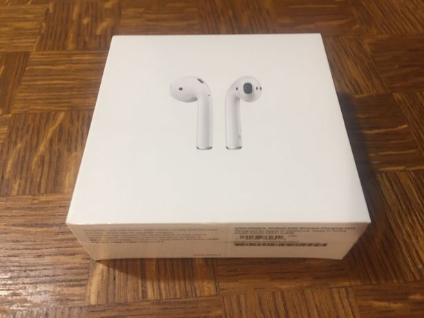 2019 Apple AirPods 2 MRXJ2AM/A Wireless Case