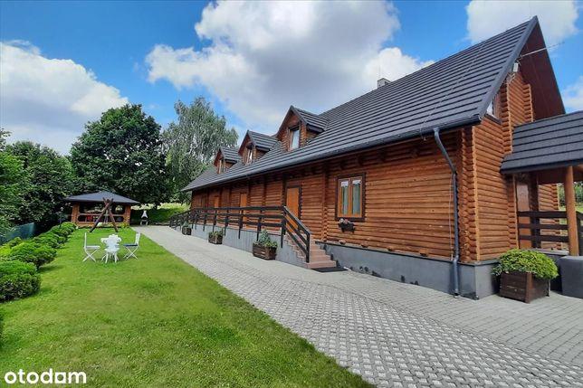 Pensjonat + Dom w Nałęczowie