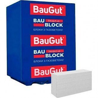 Газобетонні блоки BauGut (600/200/300), Aerok(100/200/610)