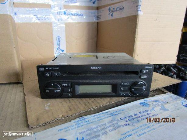 RADIO CD 7645389318 NISSAN / NOTE / 2006 / BLAUPUNKT / CAR1935 /