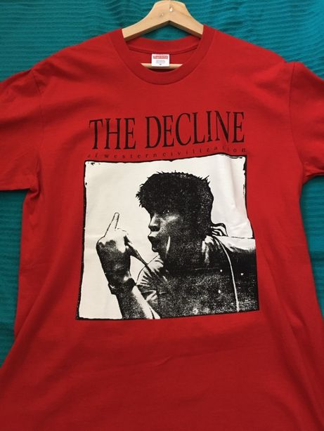 Supreme Decline T-shirt