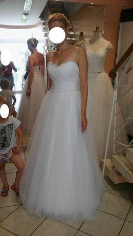 Suknia ślubna Lori z kolekcji 2016