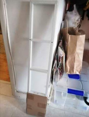 Estante IKEA Lerberg para cd's/dvd's