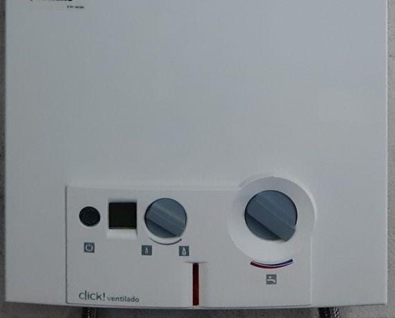 Esquentador Vulcano Ventilado Gás Natural 11 Litros