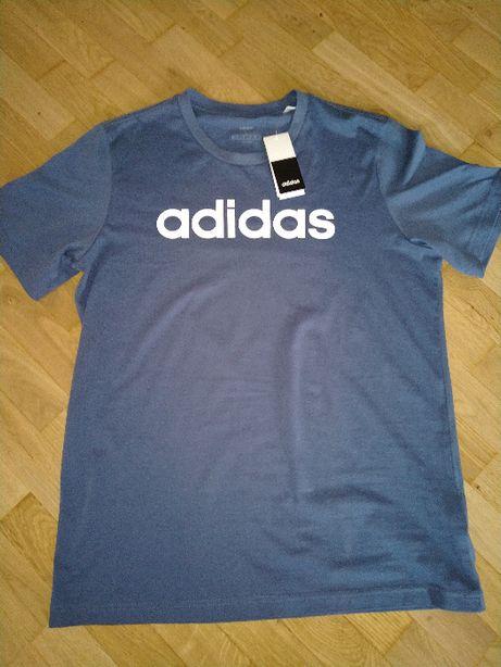 Koszulka Adidas Oryginalna Nowa z metkami Fajny kolor, fajny materiał