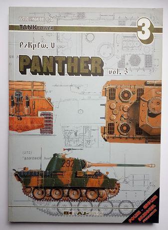 PzKpfw. PANTHER vol.3 Waldemar Trojca