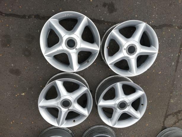 FELGI Aluminiowe 5x100 ET35 7,5x17 VW Audi Skoda Seat Toyota Wolsztyn