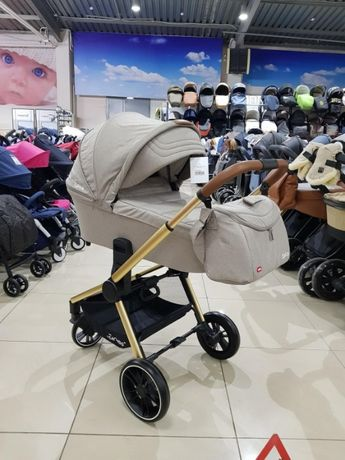 Детская универсальная коляска Carrello Epica 2в1