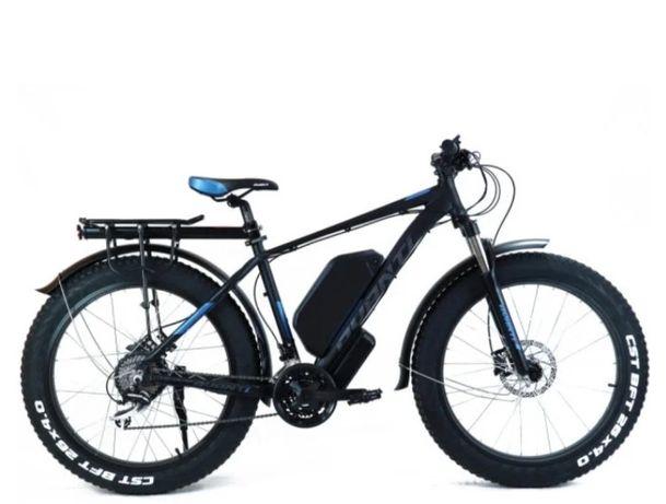 Электрофэтбайк Avanti FAT 4.0 PRO 48V 1000W Fatbike электровелосипед!