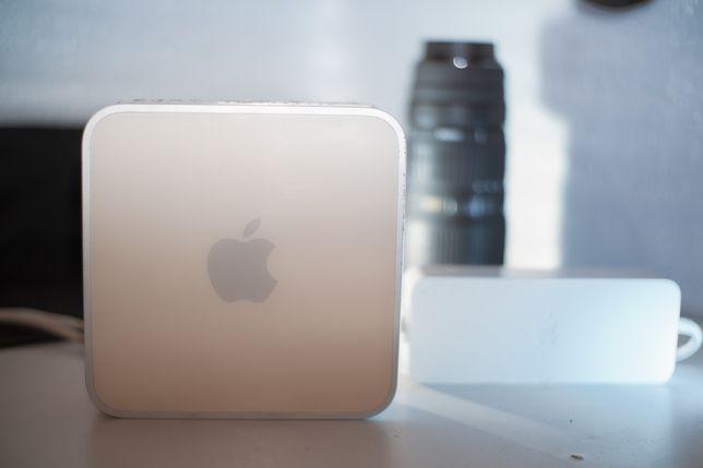Mac mini A1114 2008 SSD64GB ddr2 2GB как macbook и iMac но компактнее
