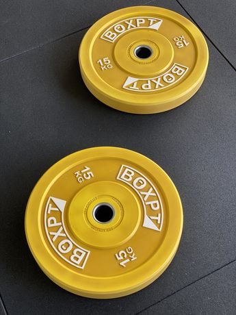Bumper 15kg CrossFit