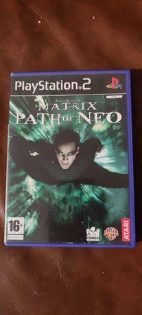 Matrix Path of Neo para PS 2