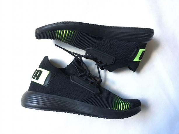 PUMA Uprise Color męskie buty sportowe 44,5 treningowe neon lime