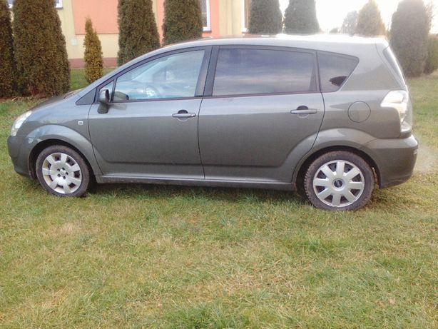 Toyota Corolla Verso 2,2 d4d 7 osobowy,sprzedam,zamiana na auto,motor