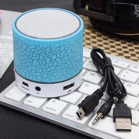 Przenośny głośnik Bluetooth. USB + MicroSD. MP3.