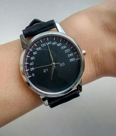 Zegarek męski jak licznik BMW Audi Mercedes Ford Fiat VW