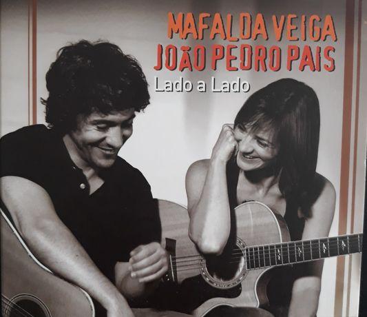 CD Mafalda Veiga & João Pedro País - Lado a Lado (Edição Digipack)