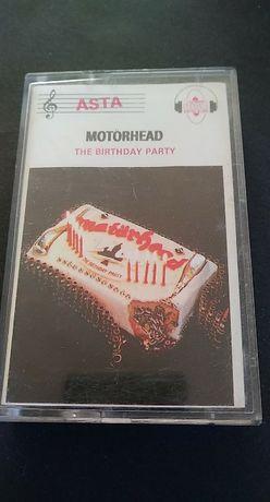 Motörhead – The Birthday Party, 1994, KASETA MAGNETOFONOWA