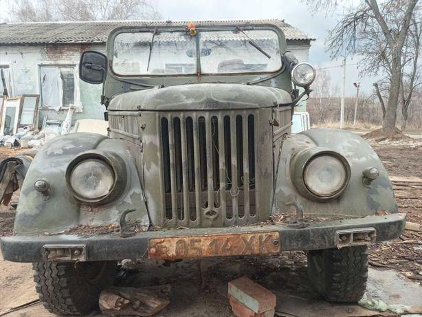 ГАЗ 69 под востановление