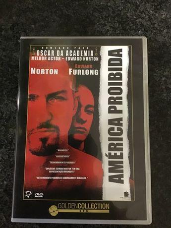 América Proibida DVD