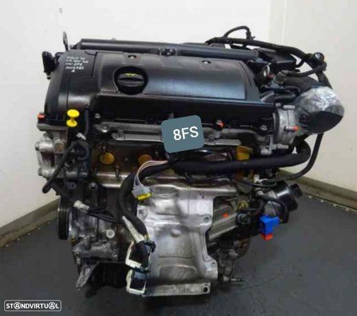 Motor Citroen DS-3 Citroen C3 C4 1.4Vti 95Cv Ref.8FS