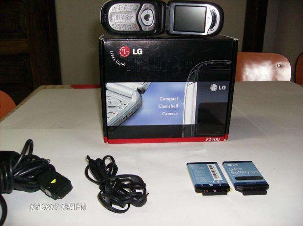 Telemóvel LG - F2400 usado em estado novo